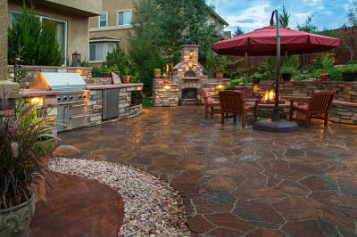 Learning the Benefits of Patios and Decks